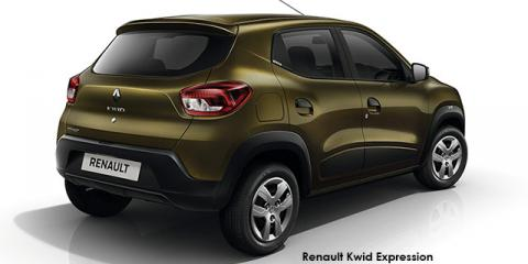 Renault Kwid 1.0 Expression - Image credit: © 2019 duoporta. Generic Image shown.