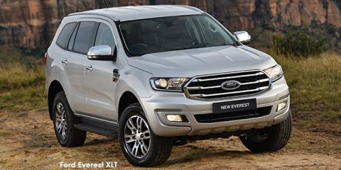 Ford Everest 2.0Turbo XLT - Image credit: © 2020 duoporta. Generic Image shown.