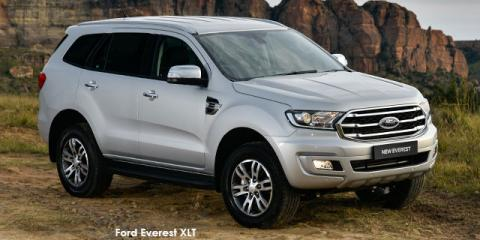 Ford Everest 3.2TDCi 4WD XLT - Image credit: © 2019 duoporta. Generic Image shown.