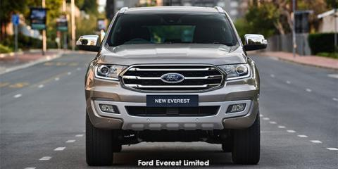 Ford Everest 2.0Bi-Turbo 4WD Limited - Image credit: © 2020 duoporta. Generic Image shown.