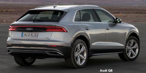Audi Q8 45TDI quattro - Image credit: © 2019 duoporta. Generic Image shown.