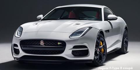 Jaguar F-Type R coupe AWD - Image credit: © 2019 duoporta. Generic Image shown.