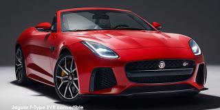 Jaguar F-Type - Image credit: © 2019 duoporta. Generic Image shown.
