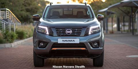 Nissan Navara 2.3D double cab Stealth - Image credit: © 2020 duoporta. Generic Image shown.