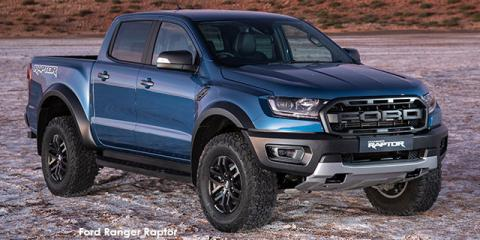 Ford Ranger 2.0Bi-Turbo double cab 4x4 Raptor - Image credit: © 2020 duoporta. Generic Image shown.