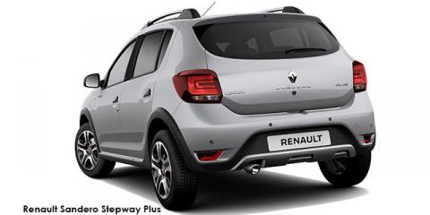 Renault Sandero 66kW turbo Stepway Plus - Image credit: © 2019 duoporta. Generic Image shown.