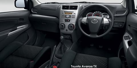 Toyota Avanza 1.3 S panel van - Image credit: © 2019 duoporta. Generic Image shown.