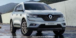 Renault Koleos - Image credit: © 2019 duoporta. Generic Image shown.
