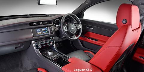 Jaguar XF S - Image credit: © 2019 duoporta. Generic Image shown.