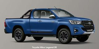 Toyota Hilux - Image credit: © 2019 duoporta. Generic Image shown.