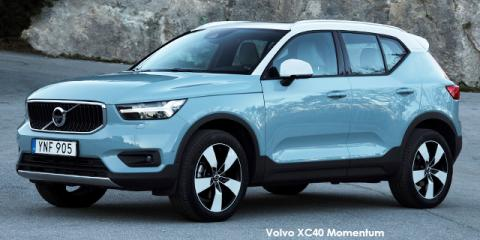 Volvo XC40 T3 Momentum auto - Image credit: © 2020 duoporta. Generic Image shown.