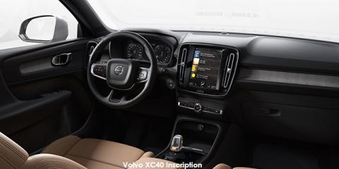 Volvo XC40 T3 Inscription auto - Image credit: © 2019 duoporta. Generic Image shown.
