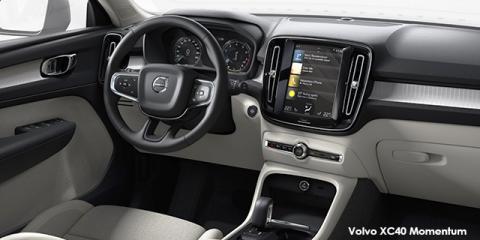 Volvo XC40 T5 AWD Momentum - Image credit: © 2019 duoporta. Generic Image shown.