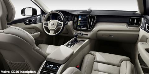 Volvo XC60 T5 AWD Momentum - Image credit: © 2019 duoporta. Generic Image shown.