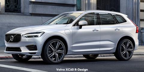 Volvo XC60 T6 AWD R-Design - Image credit: © 2020 duoporta. Generic Image shown.