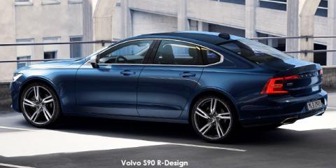Volvo S90 D4 R-Design - Image credit: © 2019 duoporta. Generic Image shown.