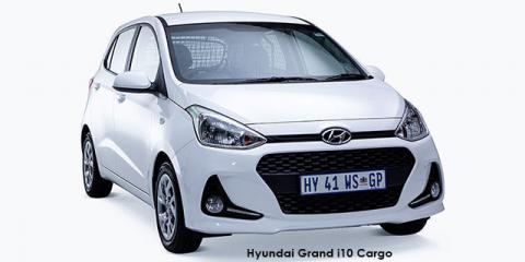Hyundai Grand i10 1.0 Motion Cargo panel van - Image credit: © 2021 duoporta. Generic Image shown.