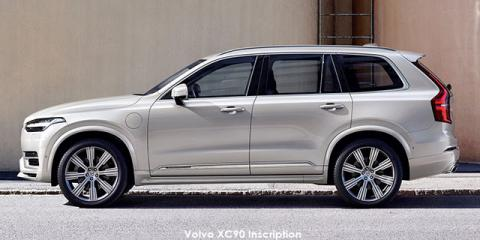 Volvo XC90 T5 AWD Momentum - Image credit: © 2020 duoporta. Generic Image shown.