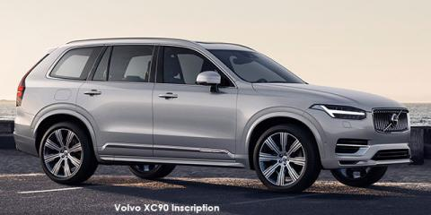 Volvo XC90 D5 AWD Inscription - Image credit: © 2019 duoporta. Generic Image shown.