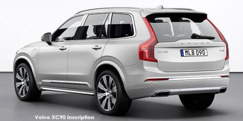 Volvo XC90 T6 AWD Inscription - Image credit: © 2020 duoporta. Generic Image shown.