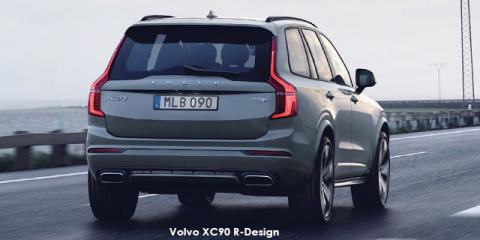 Volvo XC90 T6 AWD R-Design - Image credit: © 2019 duoporta. Generic Image shown.