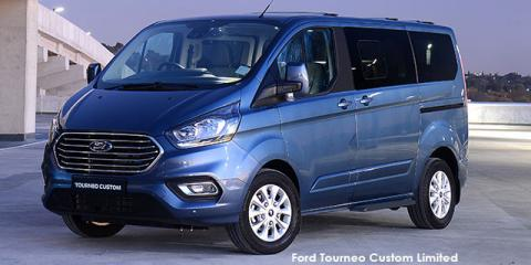 Ford Tourneo Custom 2.2TDCi SWB Limited - Image credit: © 2020 duoporta. Generic Image shown.