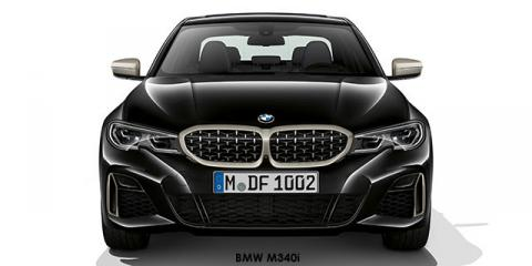 BMW M340i xDrive M Performance Launch Edition - Image credit: © 2019 duoporta. Generic Image shown.