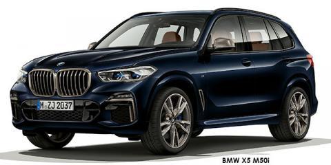 BMW X5 M50i - Image credit: © 2020 duoporta. Generic Image shown.