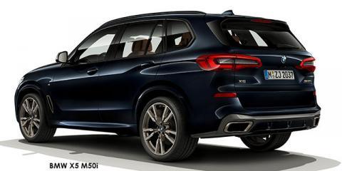 BMW X5 M50i - Image credit: © 2019 duoporta. Generic Image shown.