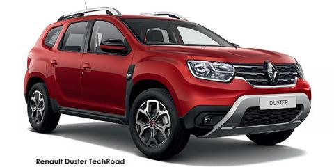Renault Duster 1.5dCi TechRoad - Image credit: © 2020 duoporta. Generic Image shown.
