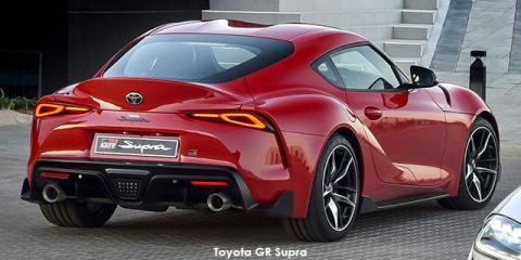 Toyota GR Supra 3.0T Track - Image credit: © 2021 duoporta. Generic Image shown.