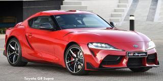 Toyota GR Supra - Image credit: © 2020 duoporta. Generic Image shown.