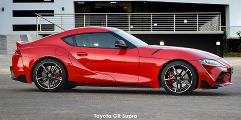 Toyota GR Supra 3.0T - Image credit: © 2020 duoporta. Generic Image shown.