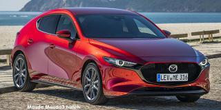 Mazda Mazda3 - Image credit: © 2021 duoporta. Generic Image shown.