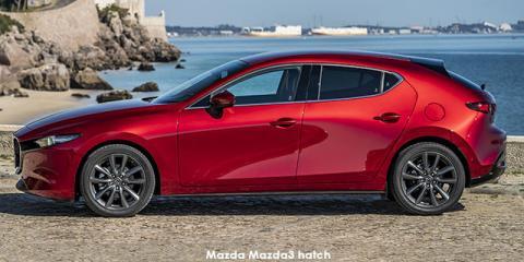 Mazda Mazda3 hatch 1.5 Individual auto - Image credit: © 2019 duoporta. Generic Image shown.