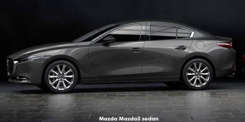 Mazda Mazda3 sedan 2.0 Astina - Image credit: © 2019 duoporta. Generic Image shown.