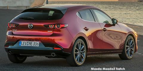 Mazda Mazda3 hatch 2.0 Astina - Image credit: © 2019 duoporta. Generic Image shown.