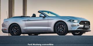 Ford Mustang - Image credit: © 2020 duoporta. Generic Image shown.