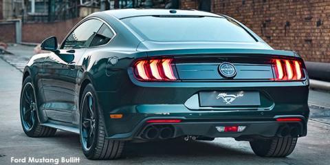 Ford Mustang 5.0 fastback Bullitt - Image credit: © 2020 duoporta. Generic Image shown.