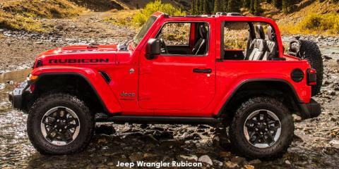 Jeep Wrangler 3.6 Rubicon - Image credit: © 2020 duoporta. Generic Image shown.