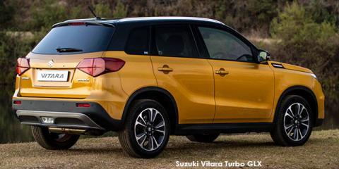 Suzuki Vitara 1.4T GLX auto - Image credit: © 2020 duoporta. Generic Image shown.