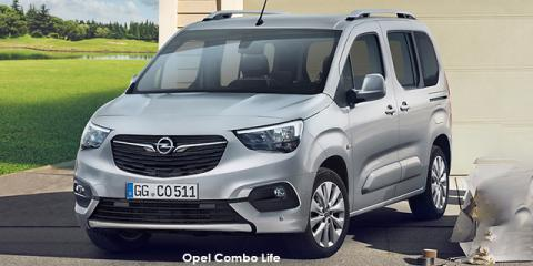 Opel Combo Life 1.6TD Enjoy - Image credit: © 2019 duoporta. Generic Image shown.