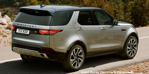 Land Rover Discovery Landmark Td6 - Image credit: © 2020 duoporta. Generic Image shown.
