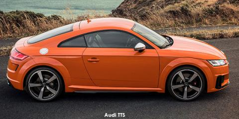 Audi TTS coupe quattro - Image credit: © 2019 duoporta. Generic Image shown.