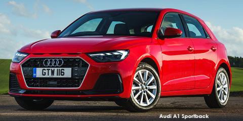 Audi A1 Sportback 30TFSI - Image credit: © 2020 duoporta. Generic Image shown.