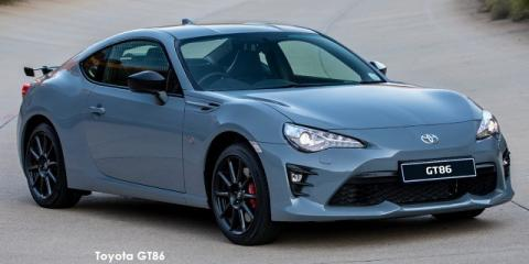 Toyota GT86 - Image credit: © 2020 duoporta. Generic Image shown.