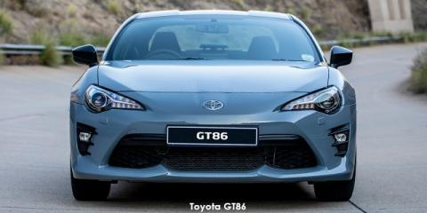 Toyota GT86 - Image credit: © 2019 duoporta. Generic Image shown.