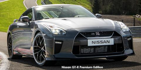Nissan GT-R Black Edition - Image credit: © 2019 duoporta. Generic Image shown.