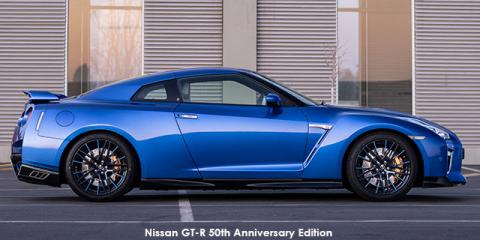 Nissan GT-R 50th Anniversary Edition - Image credit: © 2021 duoporta. Generic Image shown.