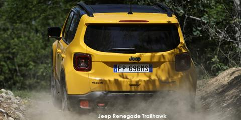 Jeep Renegade 2.4 4x4 Trailhawk - Image credit: © 2019 duoporta. Generic Image shown.